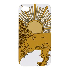 National Emblem Of Iran, Provisional Government Of Iran, 1979 1980 Apple Iphone 4/4s Hardshell Case by abbeyz71
