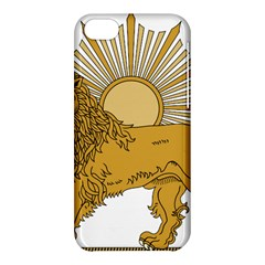 National Emblem Of Iran, Provisional Government Of Iran, 1979 1980 Apple Iphone 5c Hardshell Case by abbeyz71