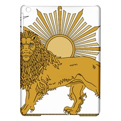 National Emblem Of Iran, Provisional Government Of Iran, 1979 1980 Ipad Air Hardshell Cases by abbeyz71