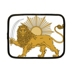 National Emblem Of Iran, Provisional Government Of Iran, 1979 1980 Netbook Case (small)  by abbeyz71