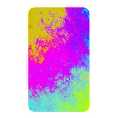 Grunge Radial Gradients Red Yellow Pink Cyan Green Memory Card Reader by EDDArt