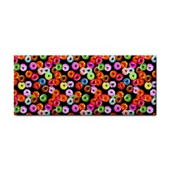 Colorful Yummy Donuts Pattern Cosmetic Storage Cases by EDDArt