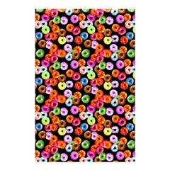 Colorful Yummy Donuts Pattern Shower Curtain 48  X 72  (small)  by EDDArt