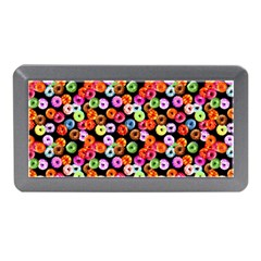 Colorful Yummy Donuts Pattern Memory Card Reader (mini) by EDDArt