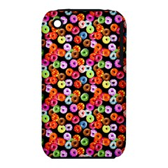 Colorful Yummy Donuts Pattern Iphone 3s/3gs by EDDArt