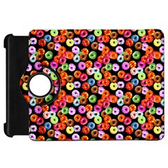 Colorful Yummy Donuts Pattern Kindle Fire Hd 7  by EDDArt