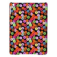 Colorful Yummy Donuts Pattern Ipad Air Hardshell Cases by EDDArt