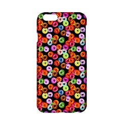 Colorful Yummy Donuts Pattern Apple Iphone 6/6s Hardshell Case by EDDArt