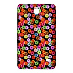 Colorful Yummy Donuts Pattern Samsung Galaxy Tab 4 (8 ) Hardshell Case  by EDDArt