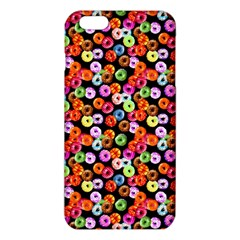 Colorful Yummy Donuts Pattern Iphone 6 Plus/6s Plus Tpu Case by EDDArt