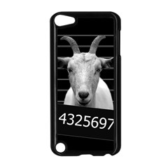 Criminal Goat  Apple Ipod Touch 5 Case (black) by Valentinaart