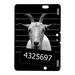Criminal Goat  Kindle Fire Hdx 8 9  Hardshell Case by Valentinaart