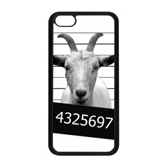 Criminal Goat  Apple Iphone 5c Seamless Case (black) by Valentinaart