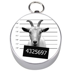 Criminal Goat  Silver Compasses by Valentinaart