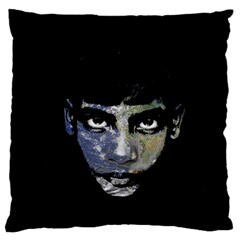 Wild Child  Large Cushion Case (one Side) by Valentinaart