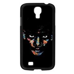 Wild Child  Samsung Galaxy S4 I9500/ I9505 Case (black) by Valentinaart