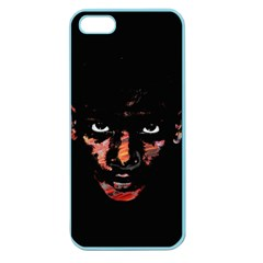 Wild Child  Apple Seamless Iphone 5 Case (color) by Valentinaart
