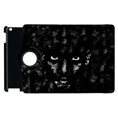 Wild Child  Apple Ipad 2 Flip 360 Case by Valentinaart