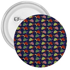 Turtle pattern 3  Buttons by Valentinaart