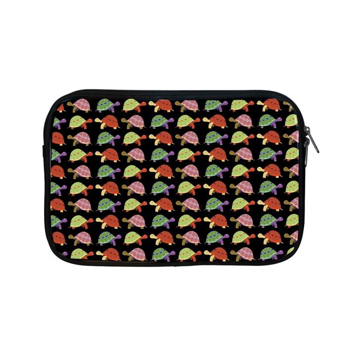 Turtle pattern Apple iPad Mini Zipper Cases