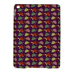 Turtle Pattern Ipad Air 2 Hardshell Cases by Valentinaart