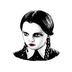Wednesday Addams 5 5  X 8 5  Notebooks by Valentinaart