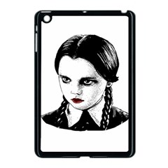 Wednesday Addams Apple Ipad Mini Case (black) by Valentinaart