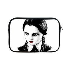 Wednesday Addams Apple Ipad Mini Zipper Cases by Valentinaart