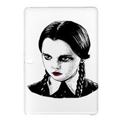 Wednesday Addams Samsung Galaxy Tab Pro 12 2 Hardshell Case by Valentinaart