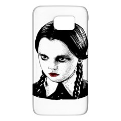 Wednesday Addams Galaxy S6 by Valentinaart
