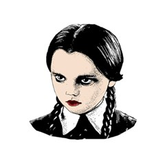 Wednesday Addams 5 5  X 8 5  Notebooks by Valentinaart
