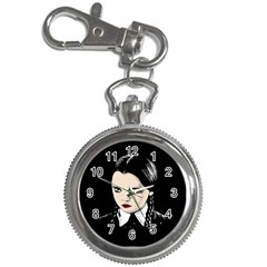 Wednesday Addams Key Chain Watches by Valentinaart