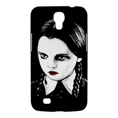Wednesday Addams Samsung Galaxy Mega 6 3  I9200 Hardshell Case by Valentinaart