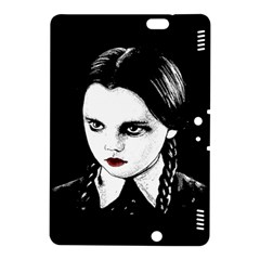Wednesday Addams Kindle Fire Hdx 8 9  Hardshell Case by Valentinaart