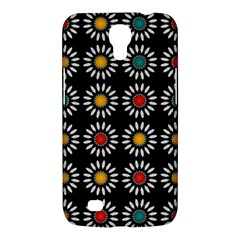 White Daisies Pattern Samsung Galaxy Mega 6 3  I9200 Hardshell Case by linceazul