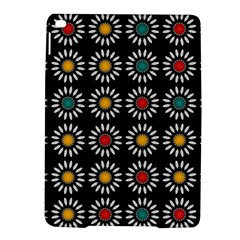 White Daisies Pattern Ipad Air 2 Hardshell Cases by linceazul