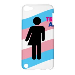 Transgender  Apple Ipod Touch 5 Hardshell Case by Valentinaart