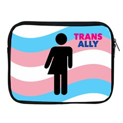 Transgender  Apple Ipad 2/3/4 Zipper Cases by Valentinaart