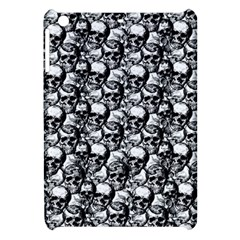Skulls Pattern  Apple Ipad Mini Hardshell Case by Valentinaart