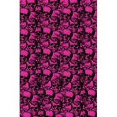 Skulls Pattern  5 5  X 8 5  Notebooks by Valentinaart