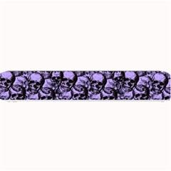 Skulls Pattern  Small Bar Mats by Valentinaart
