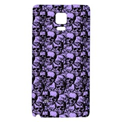 Skulls Pattern  Galaxy Note 4 Back Case