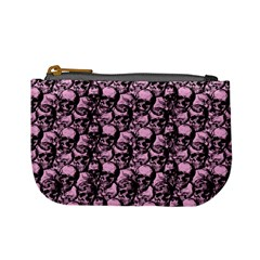 Skulls Pattern  Mini Coin Purses by Valentinaart