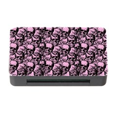 Skulls Pattern  Memory Card Reader With Cf by Valentinaart