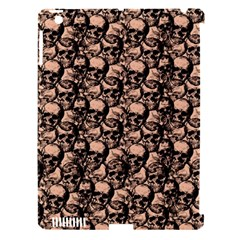 Skulls Pattern  Apple Ipad 3/4 Hardshell Case (compatible With Smart Cover) by Valentinaart