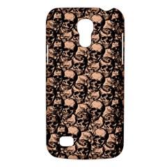 Skulls Pattern  Galaxy S4 Mini by Valentinaart