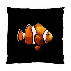 Clown Fish Standard Cushion Case (one Side) by Valentinaart