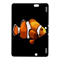 Clown Fish Kindle Fire Hdx 8 9  Hardshell Case by Valentinaart