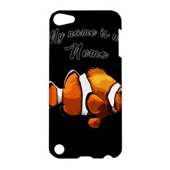 Clown Fish Apple Ipod Touch 5 Hardshell Case by Valentinaart