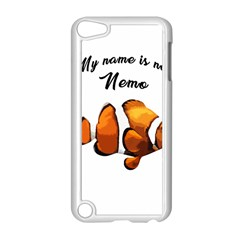 Clown Fish Apple Ipod Touch 5 Case (white) by Valentinaart